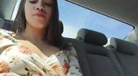 Comendo a motorista do uber